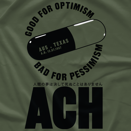 A.C.H. The Capsules T-shirt