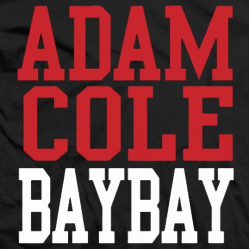 Adam Cole Bay Bay T-shirt