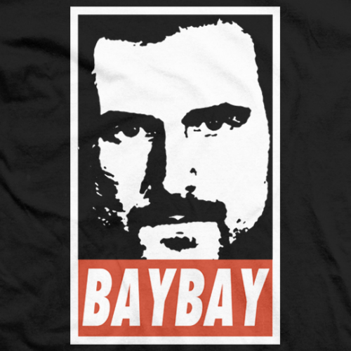 Adam Cole Obey T-shirt