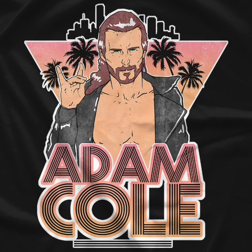 Adam Cole T-shirt