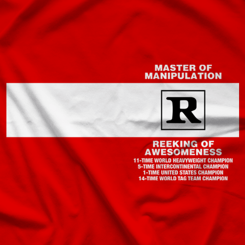 Master Of Manipulation T-shirt