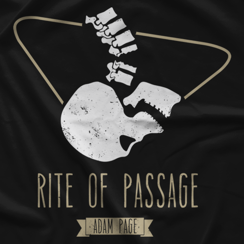 Adam Page Rite of Passage T-shirt
