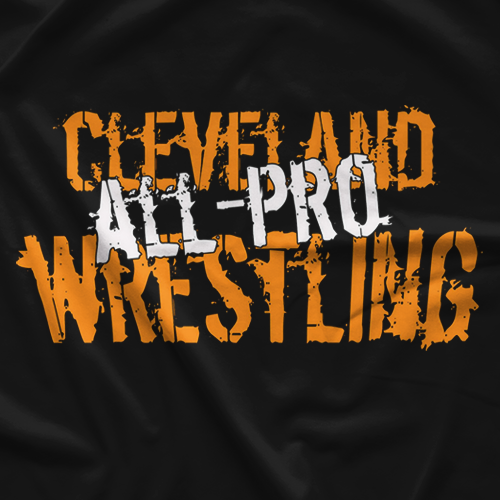 Absolute Intense Wrestling CAPW T-shirt