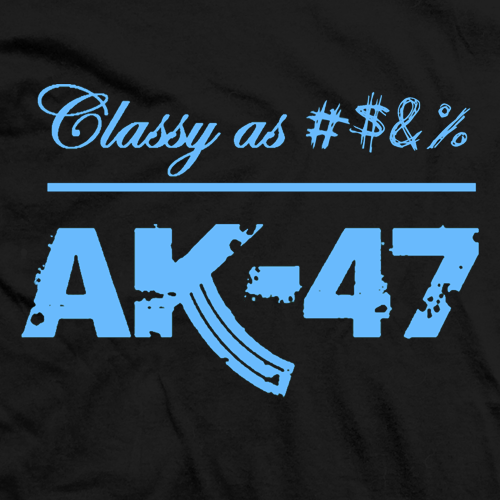 Classy As #$&%