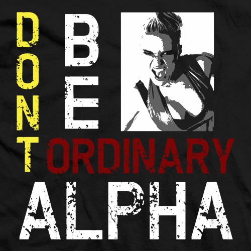 Don't Be Ordinary
