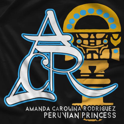 ACR Peruvian Princess T-shirt