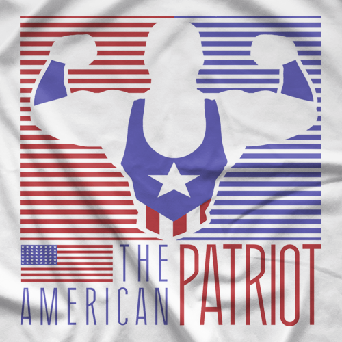 The American Patriot Patriot Flex T-shirt