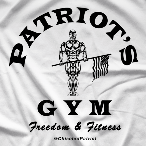 The American Patriot Patriot's Gym T-shirt
