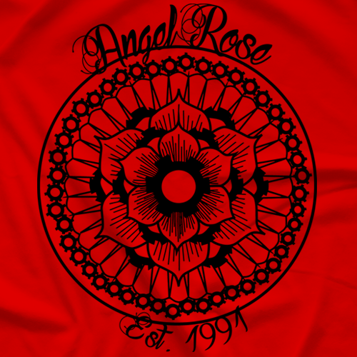 Mandala Gear (Red)
