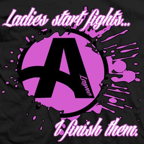 Ladies Start Fights