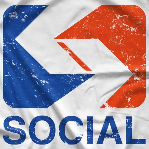 Annie Social Social T-shirt