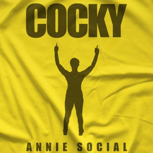 Annie Social Cocky T-shirt