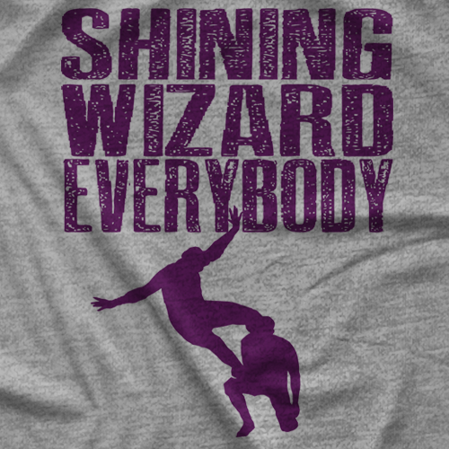 Shining Wizard Everybody