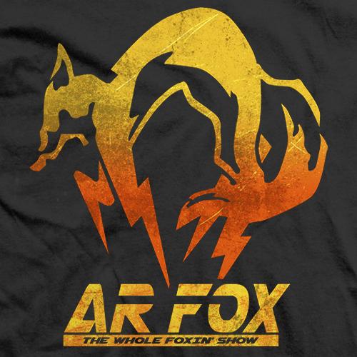 AR Fox Fox Hound T-shirt