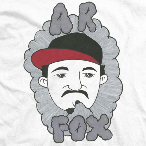 AR Fox Smoked T-shirt