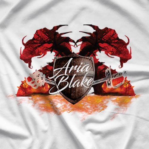 Dragon Silhouette T-shirt