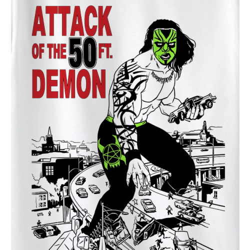 Attack Of The 50 Foot Demon
