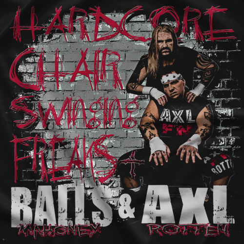 Axl And Balls