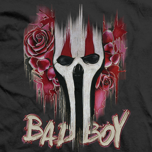 Tama Tonga Bad Boy T-shirt