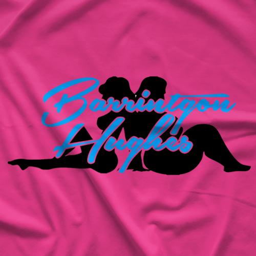 Barrington Hughes Signature T-shirt