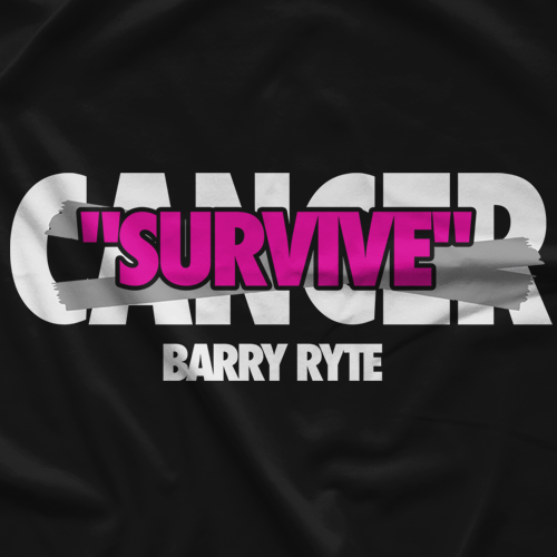 Barry Ryte Survive T-shirt