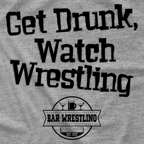 Bar Wrestling Black