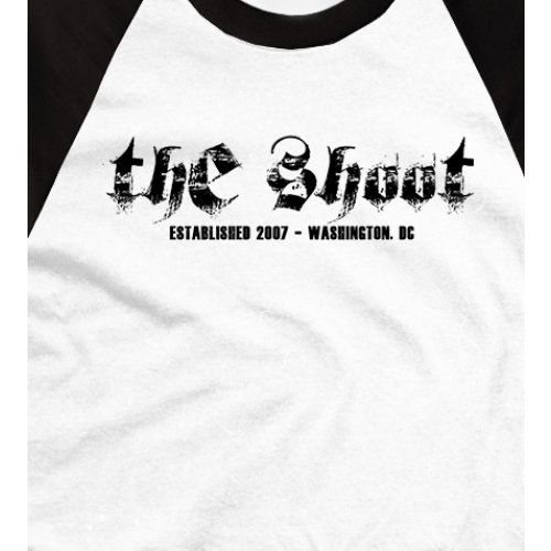 The Shoot Baseball Tee