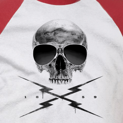 Death Proof Baseball T-shirt