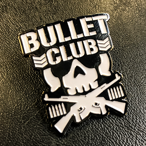 NJPW Collectors Pin: Bullet Club