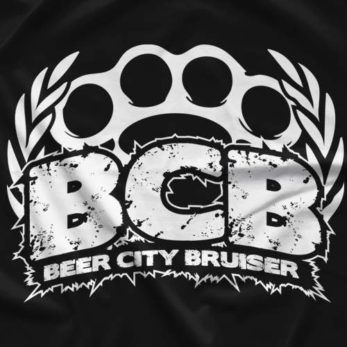BCBKnuckles16 T-shirt