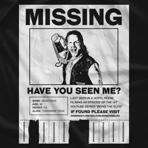 Where's Hangman?