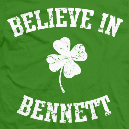 Believe in Bennett