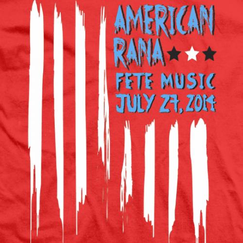 Americanrana '14 Flag