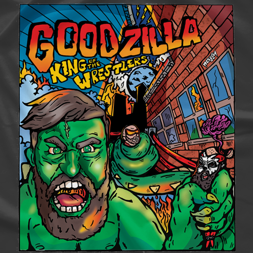 Goodzilla by Meaggsy