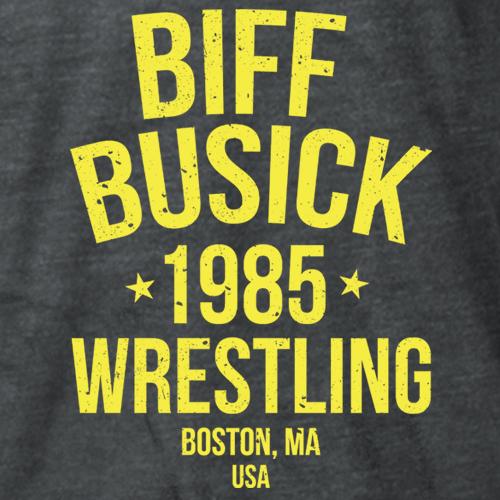 Biff Busick 1985