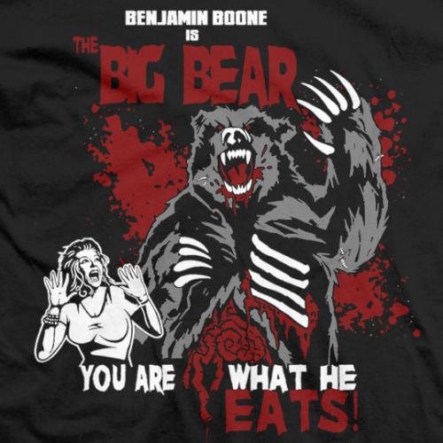 The Big Bear Girl