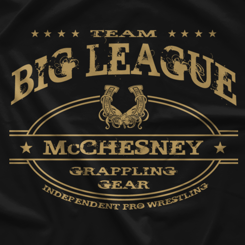Team Big League T-shirt