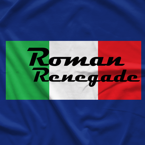 Big Papi Roman T-shirt