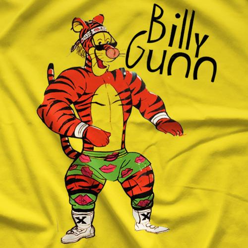 Billy Gunn Tigger T-shirt