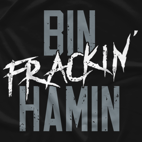 Bin Frackin