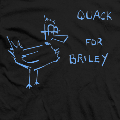 Quack for Briley - Black