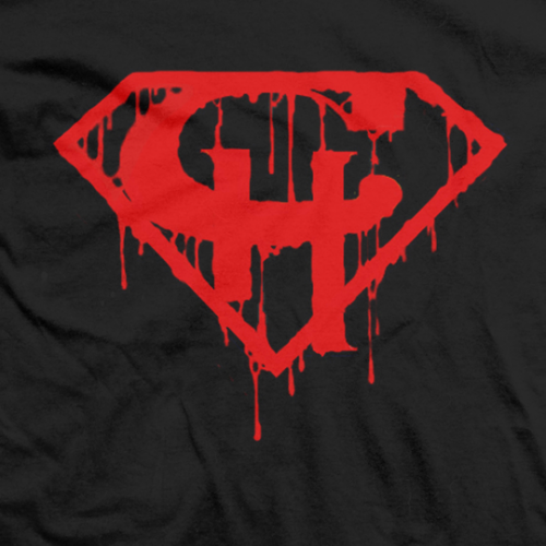 Chris Hero Death of CH T-shirt