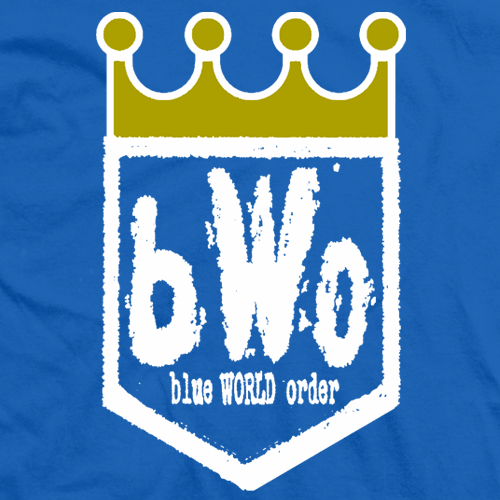 BWO Royals T-shirt