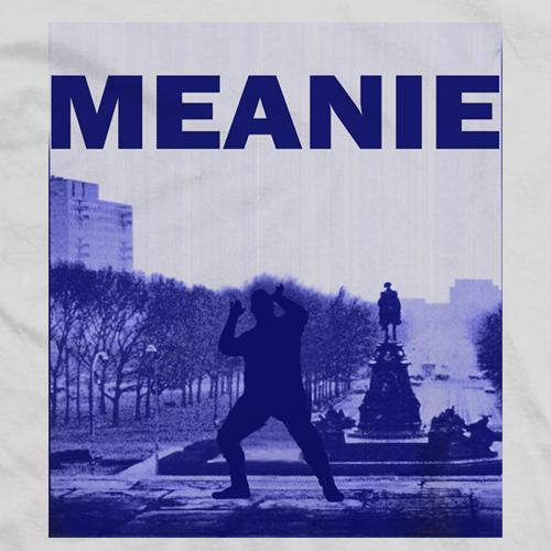 Blue Meanie BWO MEANIE T-shirt