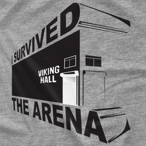I Survived the Arena