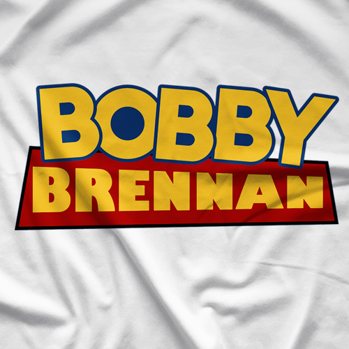 Bobby Brennan Brennan Story T-shirt