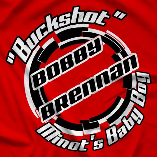 Bobby Brennan Buckshot T-shirt
