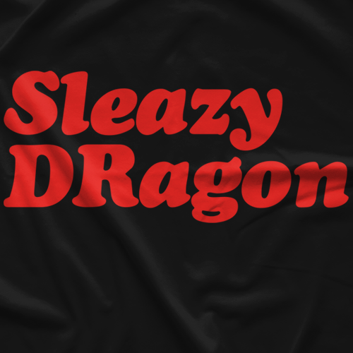 Sleazy Dragon T-shirt