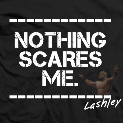 Nothing Scares Me