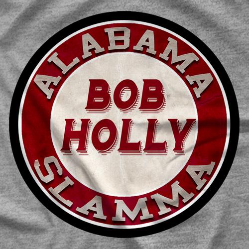 Bob Holly Alabama Slamma T-shirt